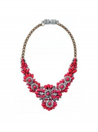 Shourouk at Benna Apolonia Pink Necklace