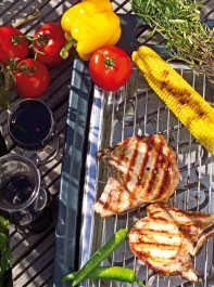 The Barbecue Diet