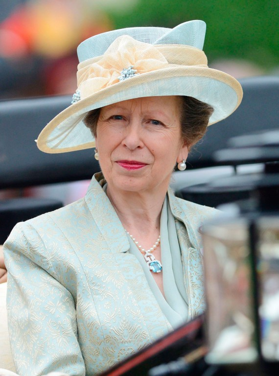 princess anne and queen elizabeth relationship with kate