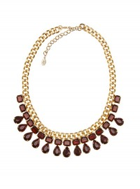 Accessorize Red Statement Necklace