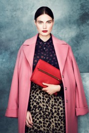 The Hottest Pink Coats This Season