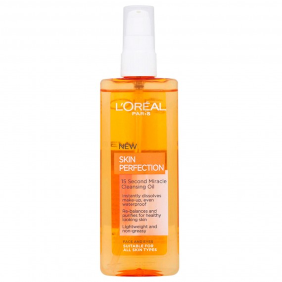 Loreal Skin Perfection 15 Second Miracle Cleansing Oil