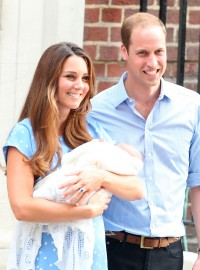 Royal Baby Arrival In Pictures