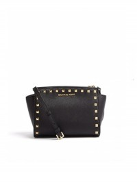 Michael Michael Kors Selma Studded Messenger Bag