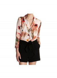 Ted Baker Jealow Opulent Bloom Playsuit