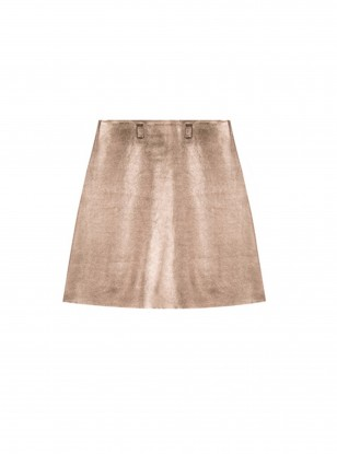 Baukjen Aldridge Leather Skirt