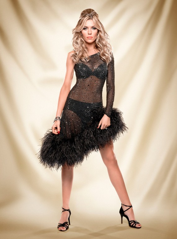 Abbey Clancy Strictly Come Dancing