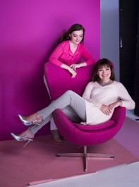 Lorraine Kelly: Behind the Scenes of our Cover Shoot