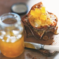 Marrow and Ginger Conserve