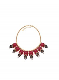 Maisie Jewel Statement Collar Necklace