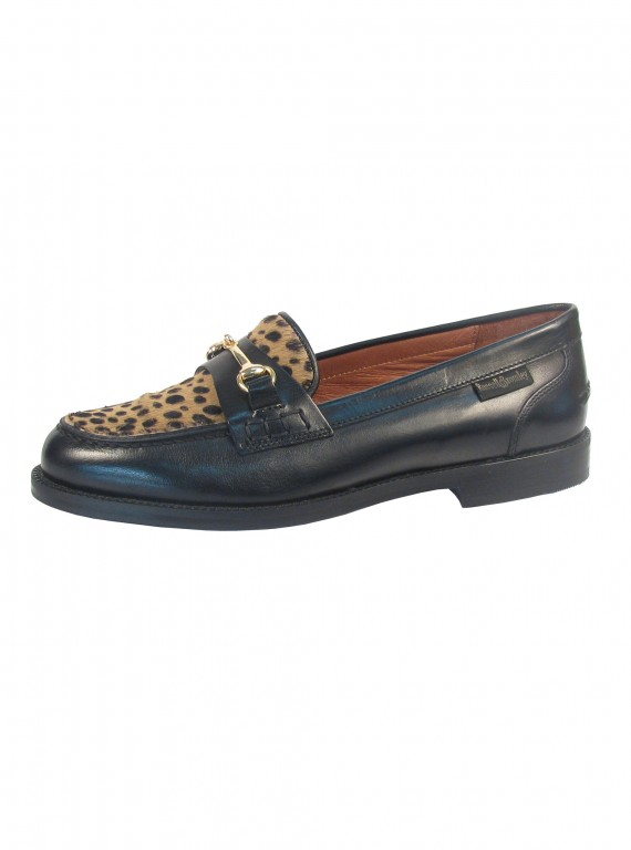 Photo of the Russell & Bromley Brewster Snaffle Loafer