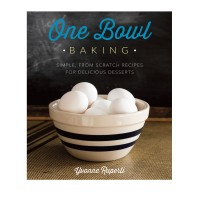 One Bowl Baking Recipes