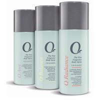 Q The Fine Fragrance Body Spray