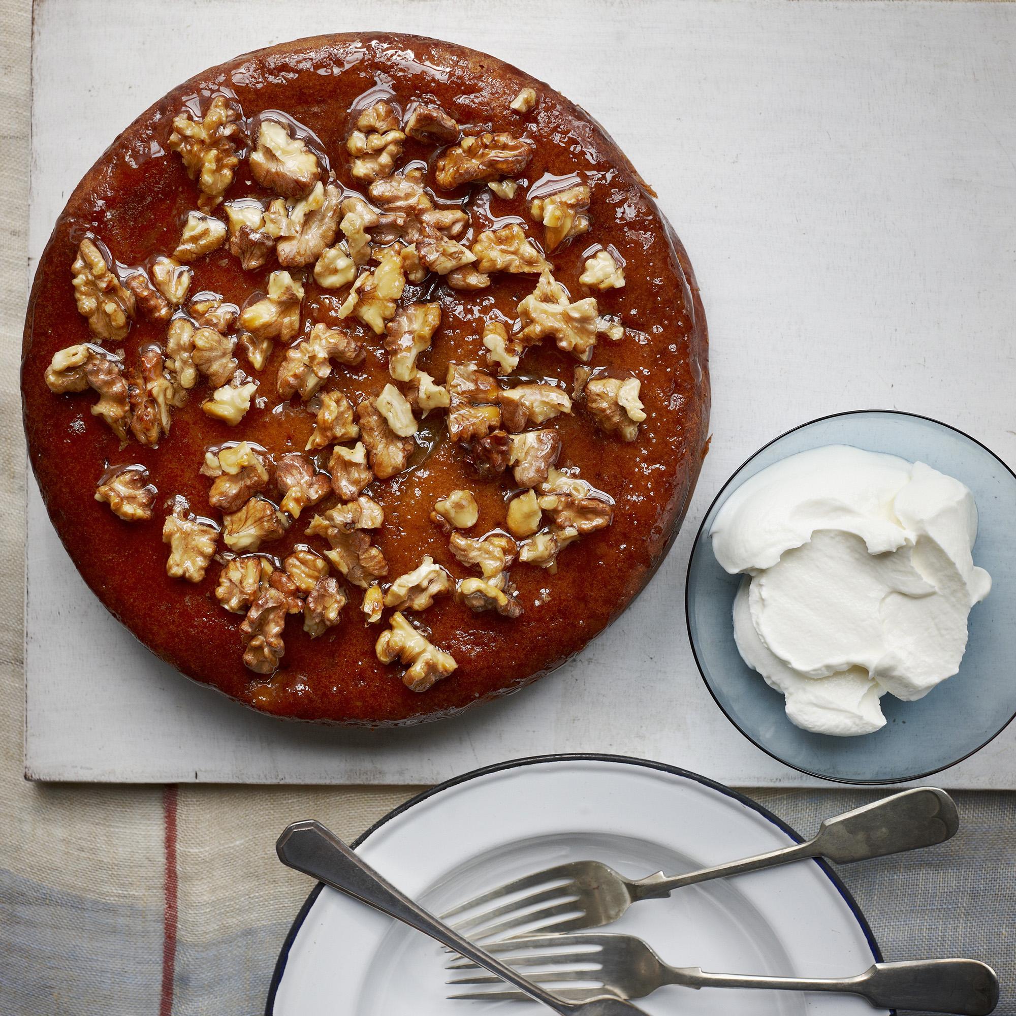 Apple Brandy Cake Recipe Uk