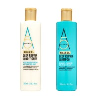 Argan+ Deep Repair Shampoo and Conditioner