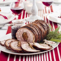 Pork Stuffed with Fennel and Chorizo