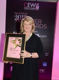 Editorial Director Sue James wins coveted award!