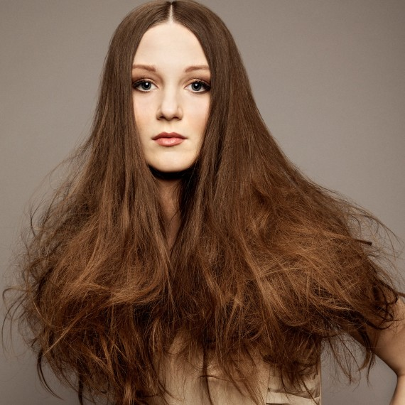 how to add vitality to brown hair