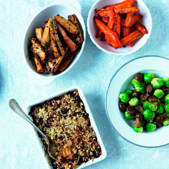 Christmas Vegetables And Sides - Woman And Home