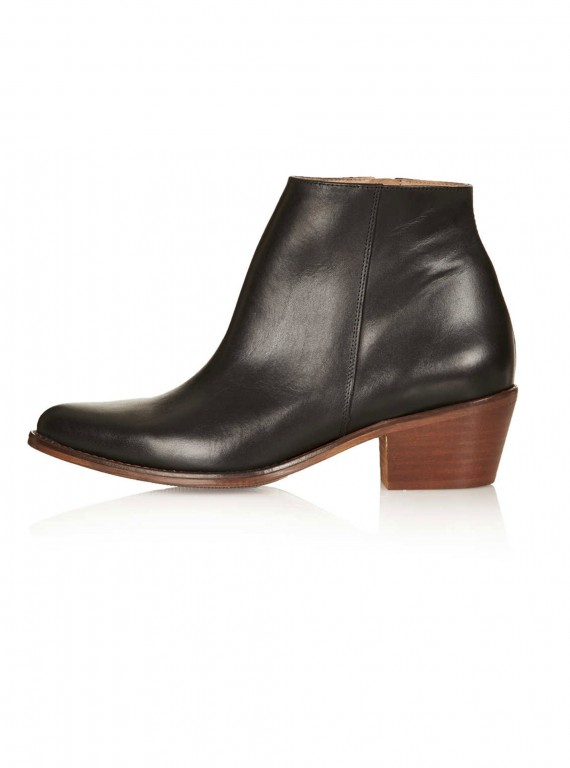 Photo of Topshop ANGELES Western Boots