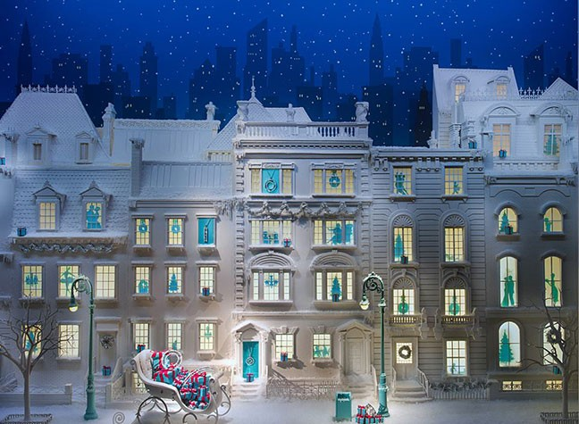 The Finest Festive Windows