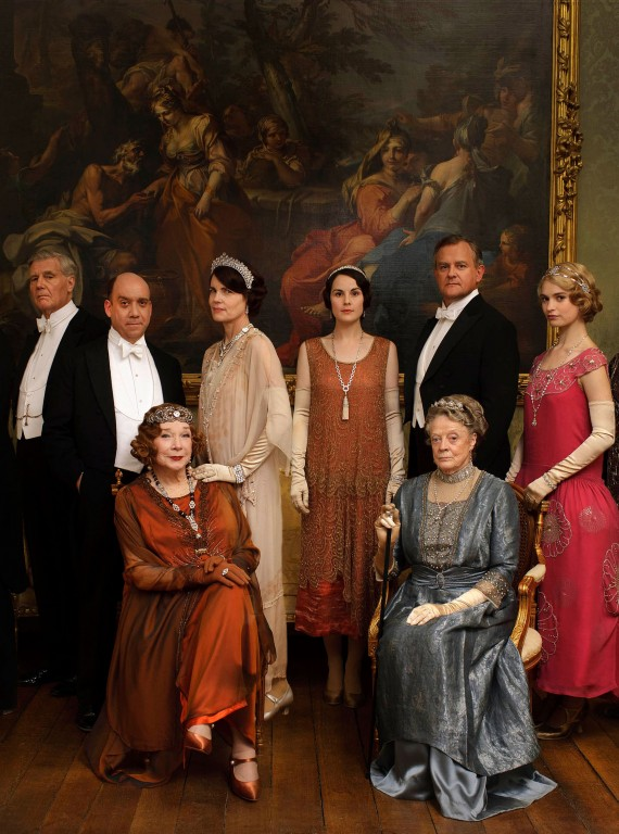 Downton Christmas 1
