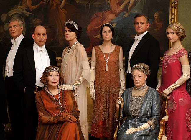 The Downton Christmas Special