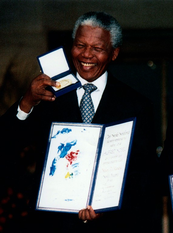 rhetorical analysis nelson mandelas inagural speech An inauguration speech is one of the first speeches a president will make in front   esteemed members of the order of mapungubwe, the hon nelson mandela.