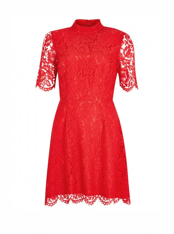 Marks and Spencer Limited Edition Baroque lace dress