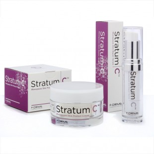 Treat your skin to Stratum C