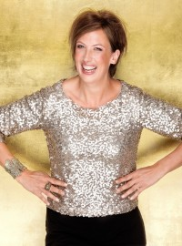 Miranda Hart Wins British Comedy Award