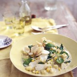 South Indian Haddock and Corn Chowder