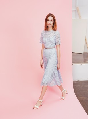 Spring Dresses With Sleeves: This Season's Most Flattering Trend
