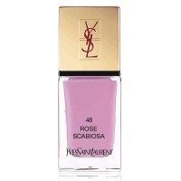 YSL La Laque Couture in Rose Scabiosa