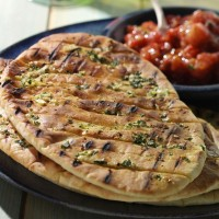 Flatbread with Sweet Potato and Coriander