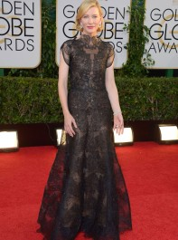 The Golden Globe Awards 2014 In Pictures