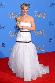 Golden Globes 2014: The Winners Who Took Home A Gong!