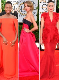 Golden Globes 2014: The Red Carpet Trends Setting The Style Agenda