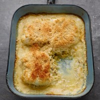 French Fish Pie