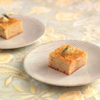 Rosemary and Honey Cakes