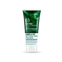 The Body Shop Tea Tree Cool & Creamy Wash