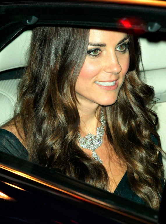 Kate Middleton Jenny Packham photo