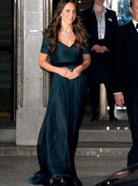 The Duchess Of Cambridge's Looks Of The Year 2014