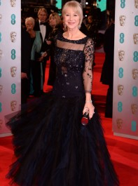 Dame Helen Mirren Is The Queen Of BAFTA Night