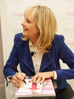 The Lucky Competition Winner Who Had First-Hand Styling Tips From Twiggy Herself...