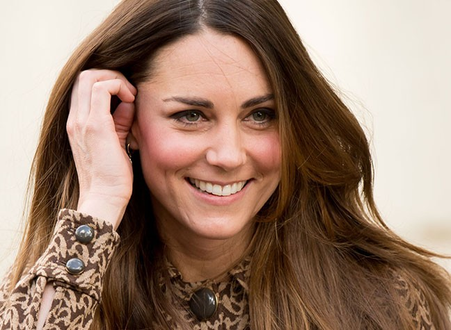 Kate Middleton To Cut Her Curls!