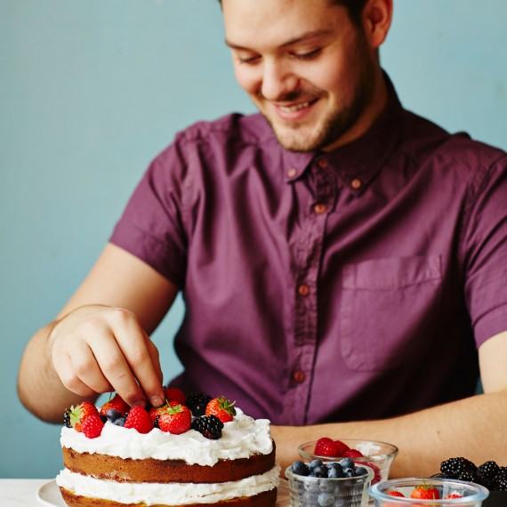John Whaite Slimming Susie photo