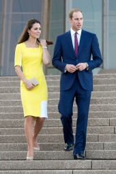 Prince William, Kate Middleton and Prince George Tour Australia and New Zealand