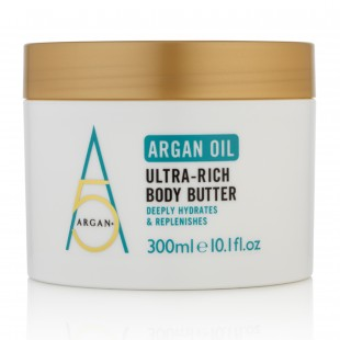 Argan 5 + Ultra Rich Body Butter
