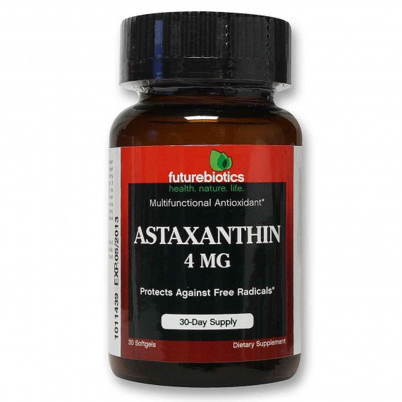 Photo of Futurbiotics Astaxanthin